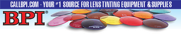 Your #1 Source for Lens Tinting Equipment and Supplies