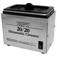 BPI 20/20 Ultrasonic Cleaner (110v)