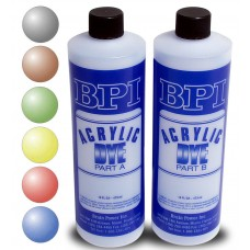 BPI Acrylic Tint - pint bottles, specify color