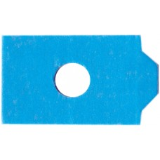 BPI Blocking Pads - half-eye, roll of 1000