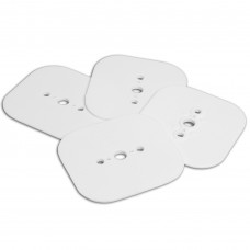BPI Pattern Blanks, Automatic, White - 100-pack