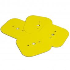 BPI Pattern Blanks, Manual, Yellow - 100-pack