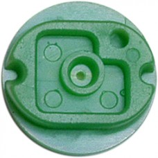 BPI Block, Style 8 (Shuron), Flexi-block, lime, 25-pack