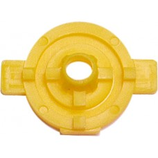 BPI Block, Style 1 (Silor), Flexi-block, yellow, 25-pack
