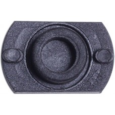 BPI Half-eye Graphite Block, Style 6 (OMI), 10-pack