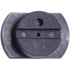 BPI Half-eye Graphite Block, Style 9 (Santinelli), 10-pack