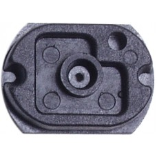 BPI Half-eye Graphite Block, Style 8 (Shuron), 10-pack
