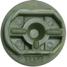 BPI Block, Style 7 (Coburn), rigid, olive, 25-pack