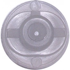 BPI Block, Style 4 (DAC/Semi-Tech), rigid, clear, 25-pack