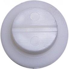 BPI Block, Style 5 (Halbrecht), rigid, white, 25-pack
