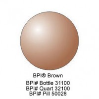 BPI Brown  - 3 oz bottle