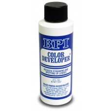 BPI Color Developer - 4 oz bottle