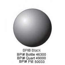 BPI The Pill, Black - envelope of 2