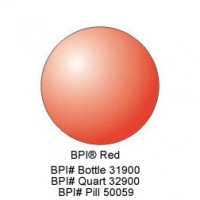 BPI Red - 3 oz bottle