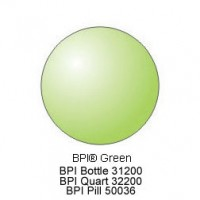 BPI Green  - 3 oz bottle